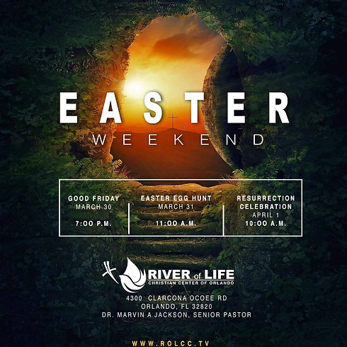 Resurrection 3-Day Weekend