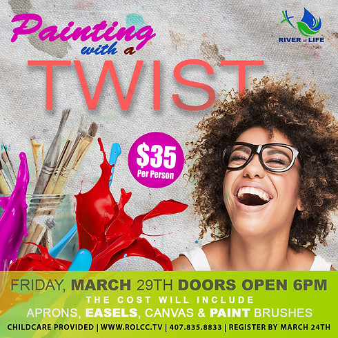 Painting With A Twist-Registration Is Closed