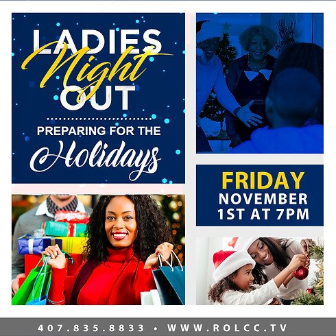 WOW Ladies Night Out