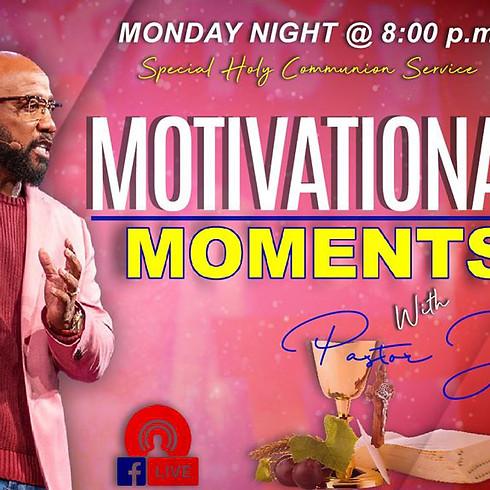 Motivational Moments - Virtual Communion