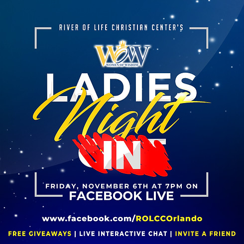 WOW Ladies Night In