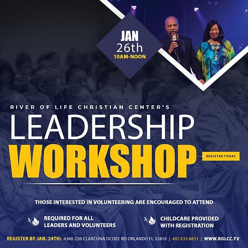 ROLCC Leadership Workshop