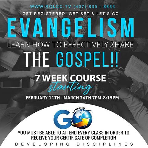 7-Week Evangelism Course