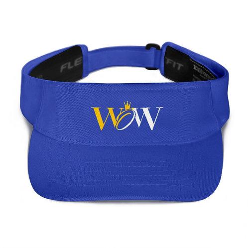 WOW Women of Wisdom - Visor Hat