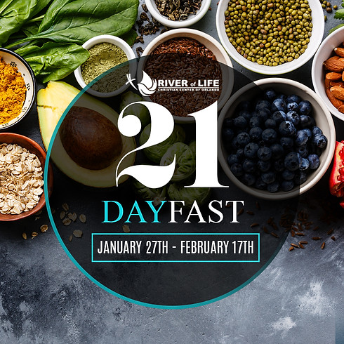 21 Day Fasting Directives