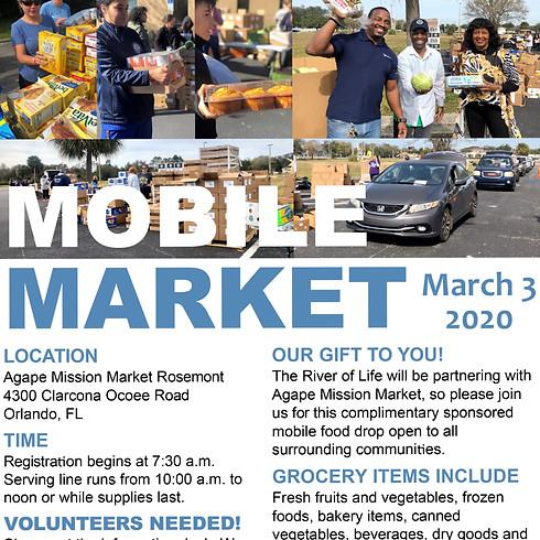 Mobile Market - FOOD GIVEAWAY