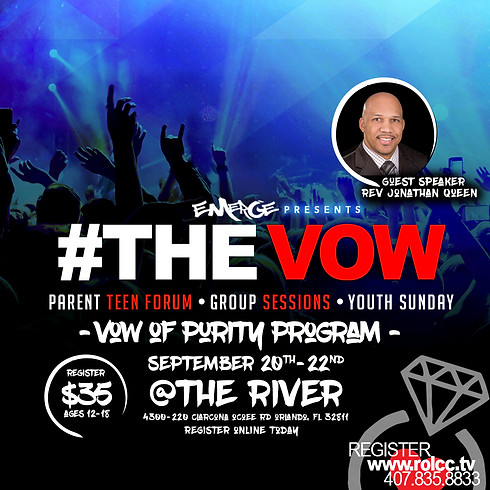 The Vow-REGISTRATION CLOSED
