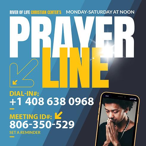 ROLCC Prayer Line