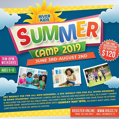 River Kids Summer Camp