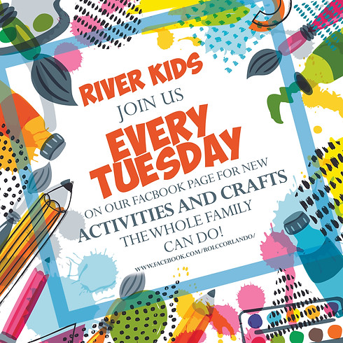River Kids - EVERY TUESDAY