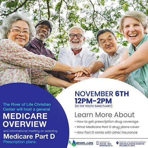 Medicare Overview Meeting