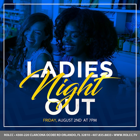 WOW Ladies Night Out - REGISTRATION IS CLOSED