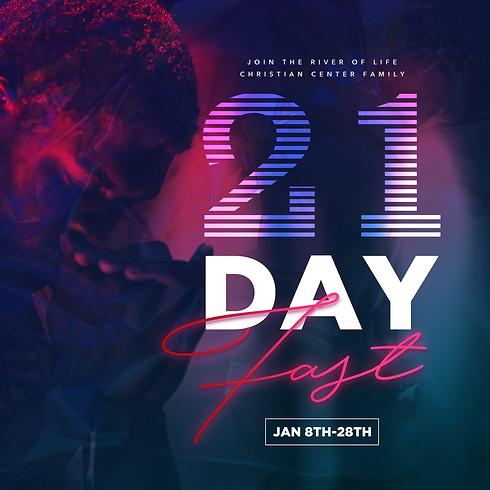 ROLCC 21 Day Fast-Week 3