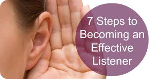 Top tips that will make you an outstanding listener