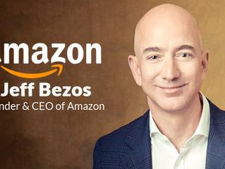 Amazon Success Story – Jeff Bezos (Founder of Multi-billion Company)