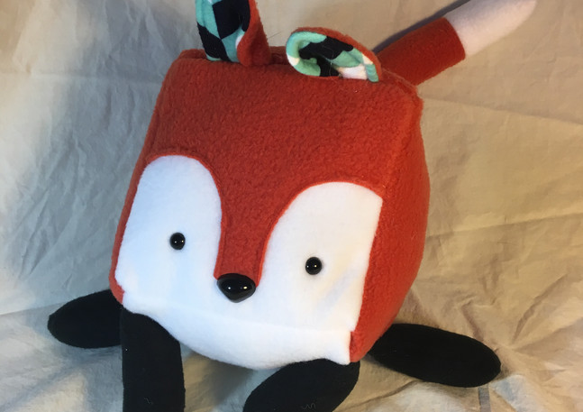 Cube Fox