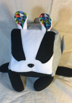 Cube Badger