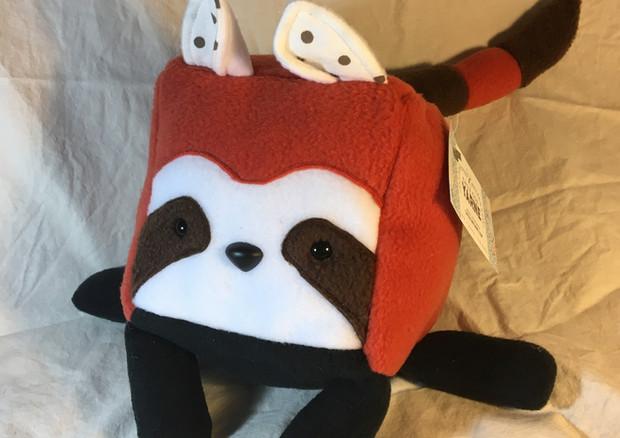 Cube Red Panda