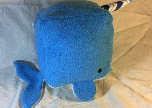 Cube Narwhal