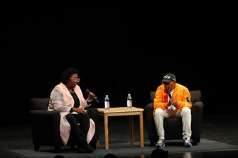 Samantha Sheppard in conversation with Spike Lee