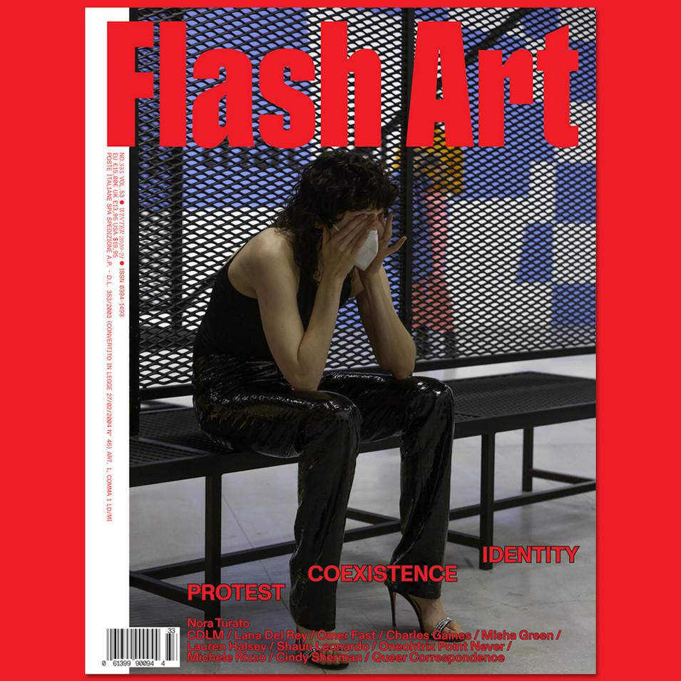Flash Art 333