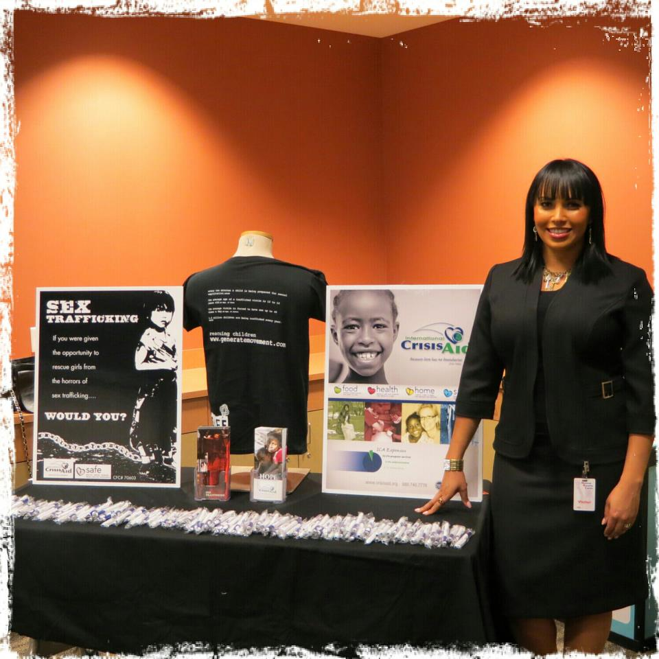 Crisis Aid International Advocate
