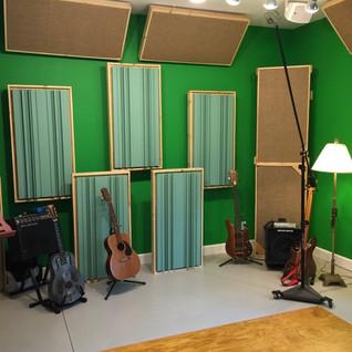 Mangrove Music Studios Acoustic Treatment