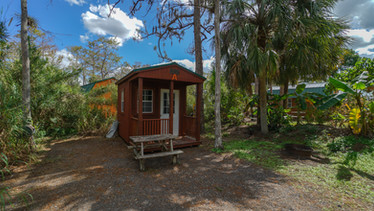 Everglades campgrounds