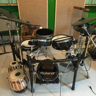 Mangrove Music Studios Drums