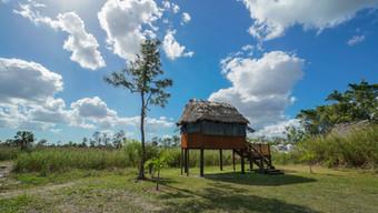 Everglades national park Campground