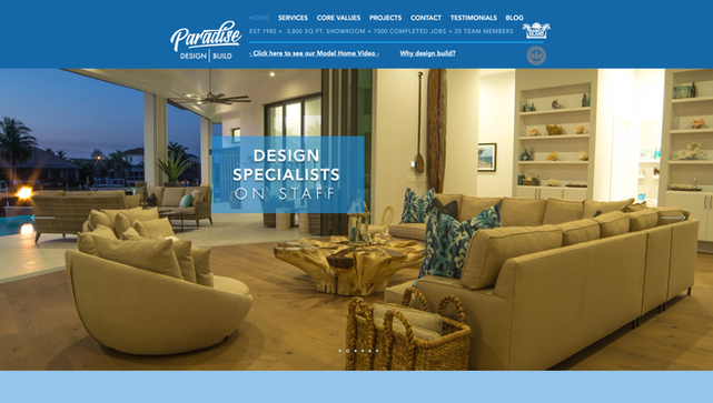 Paradise Design Build