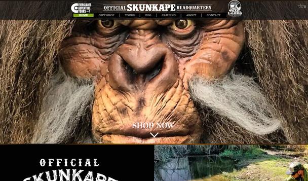 Skunk Ape Headquarters