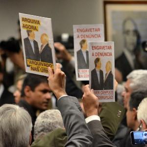 Oposição protesta contra derrota em votação na CCJ sobre