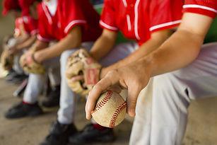 I giocatori di baseball