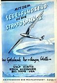 Mit dem Segelfugzeug in di Stratosphäre Das geheinis der lngen Welle Wolf Hirth Erich Klöcknr Bill Ivans 1951