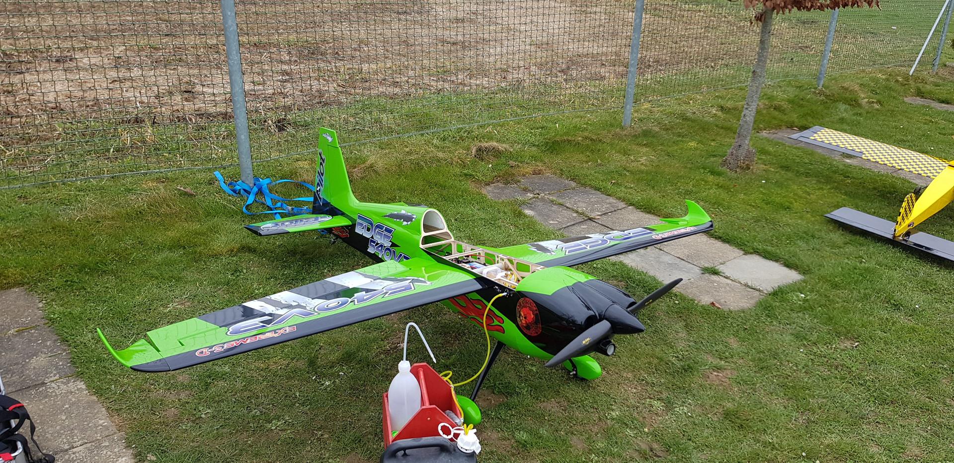 Plilot RC Edge V3 92