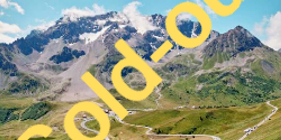 La route des grandes Alpes 2021