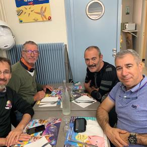 José-Luis, Wavrain et les moules de Chez Didier