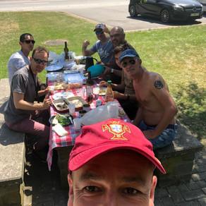 Pique-Nique Sardines du 1er Juillet 2018 (244KM)