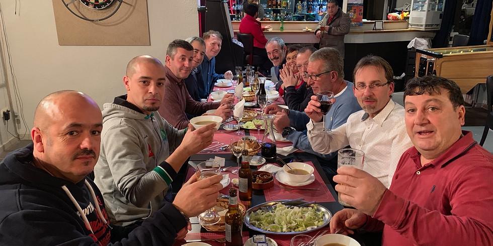 Dinner au Club