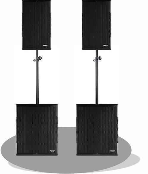 Veritas-Serie VERITAS 8000 SYSTEM