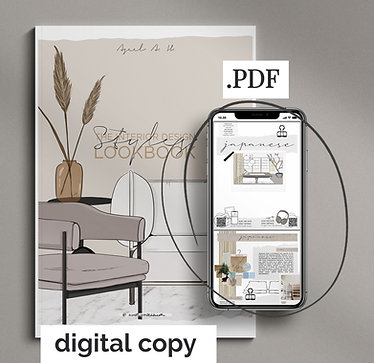 The Interior Design Styles Lookbook (Digital Download)
