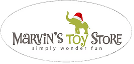 Marvin logo with Santa hat.png