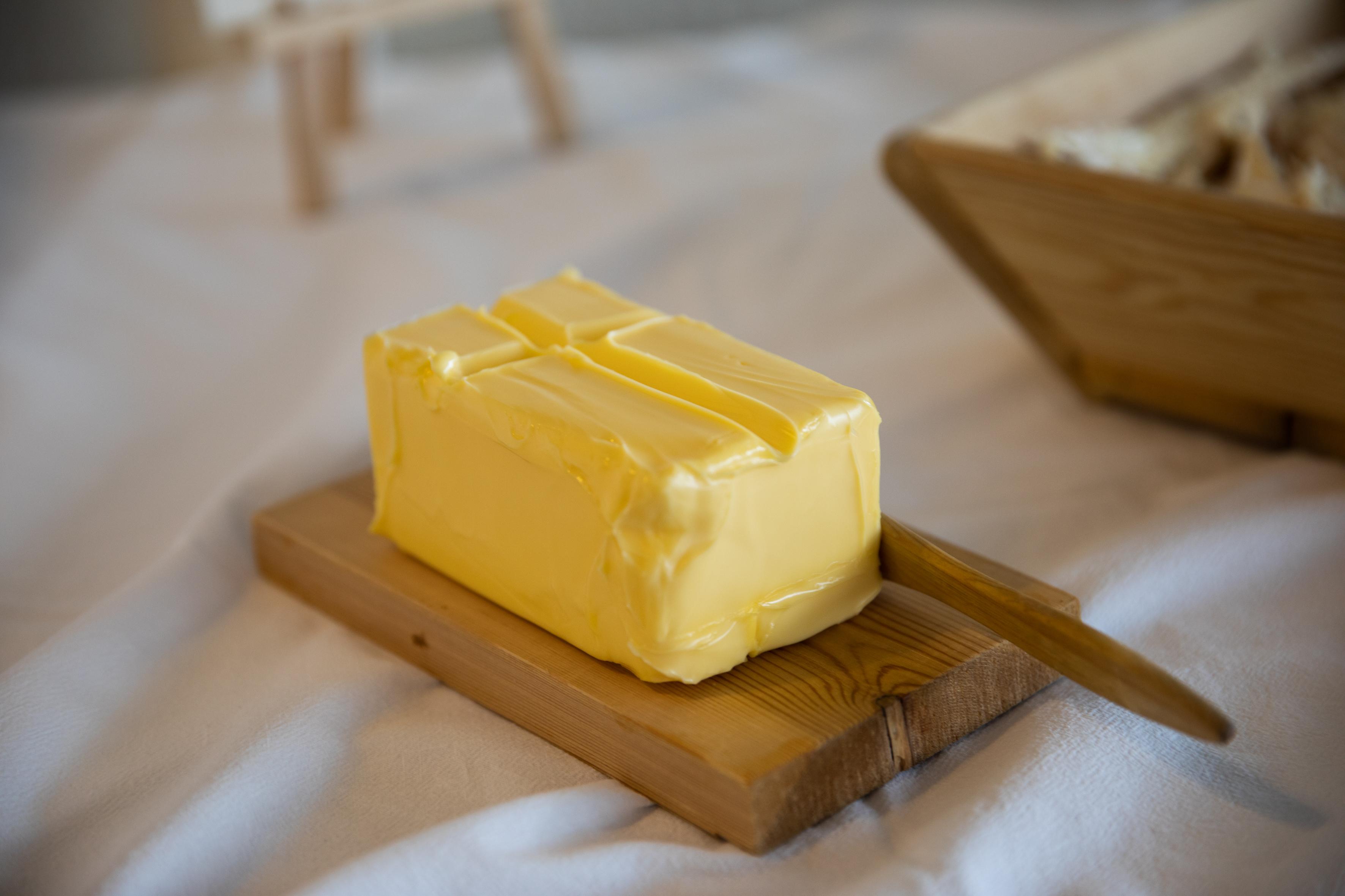 Icelandic butter