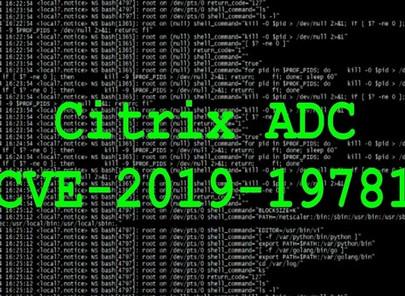 NetScaler – Kritische Sicherheitslücke (Remote Code Execution Vulnerability)