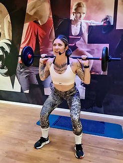 BODYPUMP by Isabel