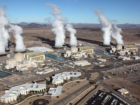 Nuclear Power Accounts for 9 of the 10 Highest-Generating Power Plants in the U.S.