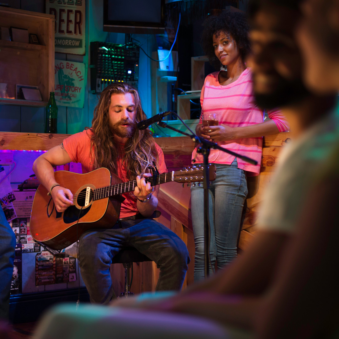 Live Music From Your Own Home