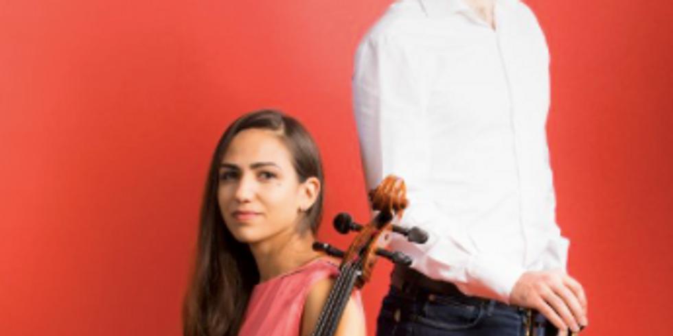Duo de violoncelle et guitare ***ANNULE***