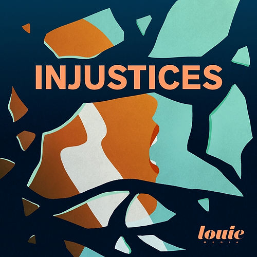 louie media podcast illustration injustices press journalism presse editorial